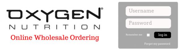 Oxygen Wholesale Ordering