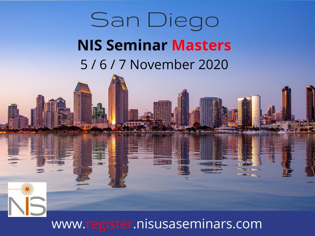 NIS Masters San Diego 2020